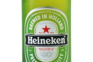 Heineken - delivery menu