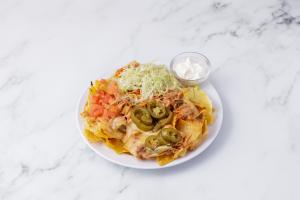 Nachos - delivery menu