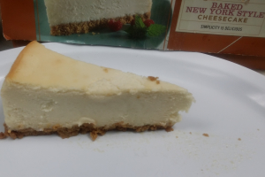 NY Cheesecake - delivery menu