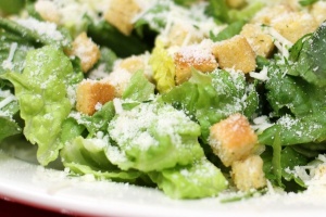 #4. Caesar Salad Lunch - delivery menu