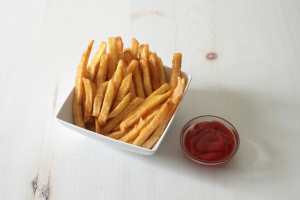 138. French Fries - delivery menu