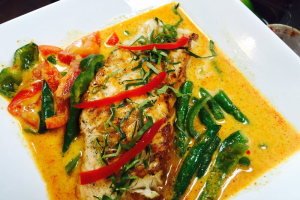 C2. Panang Curry - delivery menu