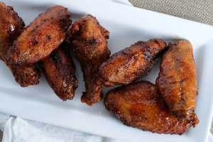Smokehouse Wings - delivery menu