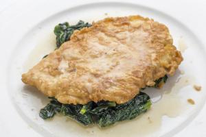Pollo alla Fiorentina - delivery menu