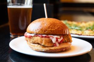 Chicken Parm Sandwich - delivery menu