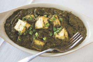 Saag Tofu - delivery menu