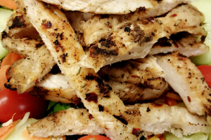 Grilled Chicken Salad - delivery menu