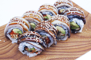 Rocky Mountain Roll - delivery menu