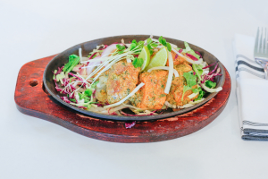 Mint Tandoori Salmon - delivery menu