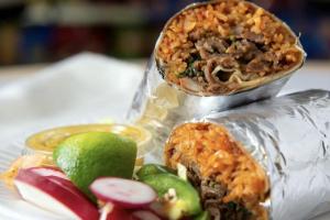 Grande Burrito - delivery menu