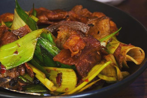501. Twice Cooked Pork Szechaun Style - delivery menu