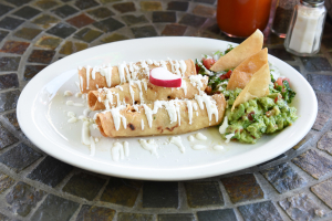 Regular Flautas Poblanas - delivery menu