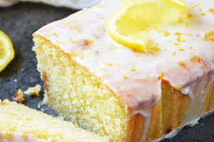 Gluten Free Lemon Loaf Cake - delivery menu
