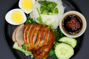 SN7. Duck Over Rice - delivery menu