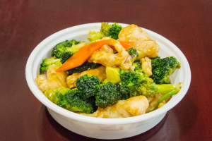 101. Chicken with Broccoli - delivery menu