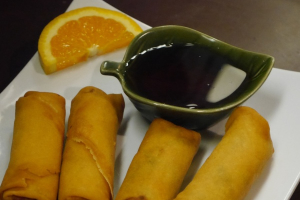 2. Fried Spring Roll - delivery menu