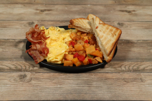 Breakfast Platter - delivery menu