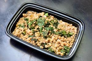 Thai Chicken Basil - delivery menu