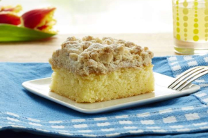 CRUMB CAKE - delivery menu