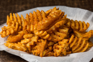 Waffle Fries - delivery menu