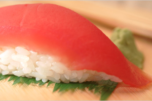 Big Eye Tuna - delivery menu