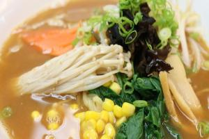 6. Veggie Ramen - delivery menu