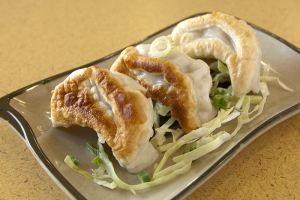 1. Pot Stickers - delivery menu