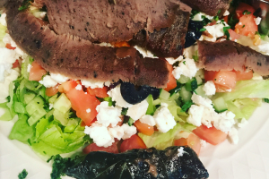 Gyro Salad - delivery menu