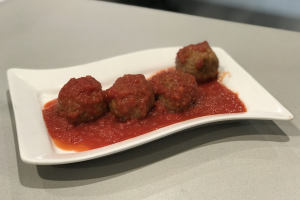 Side Order Meatballs - delivery menu