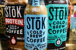STOK COLD BREW COFFEE - delivery menu