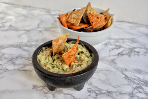 Spicy Guacamole - delivery menu