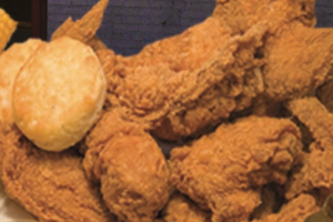 1. Two Pieces Chicken and 2 Rolls - delivery menu