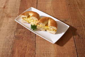 Bagel and Egg - delivery menu