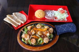 Fajitas de Camaron - delivery menu