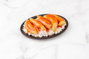 C1. Chicken Finger Dinner Special - delivery menu