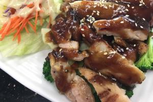 H5. Chicken Teriyaki - delivery menu