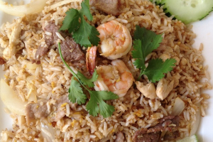 43. Combination Fried Rice - delivery menu