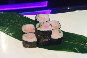 Yellowtail Roll - delivery menu