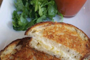 Grilled Cheese and Tomato Soup Lunch - delivery menu