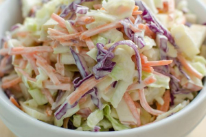 Coleslaw - delivery menu