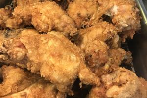 2 Chicken Wing - delivery menu