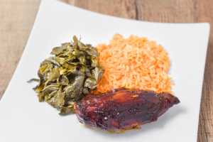 Down Home BBQ Chicken - delivery menu