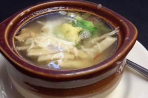 Tortilla Soup - delivery menu