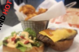 Cheesy & Hot - delivery menu