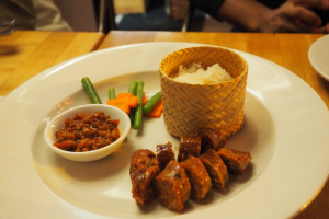 Thai Sausage  - delivery menu