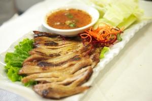50. Kor Moo Yang - delivery menu
