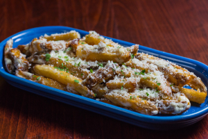 Parmesan Truffle Fries - delivery menu