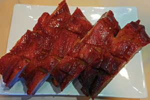 17. Four BBQ Spare Ribs - delivery menu