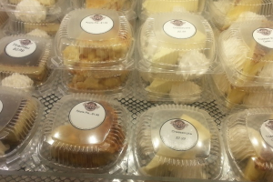 Assorted Slices of Pie - delivery menu