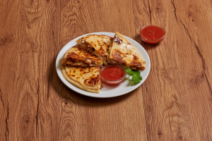 23. Jack Cheese and Chicken Quesadilla - delivery menu